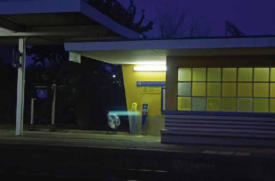 Application rencontre dans le train