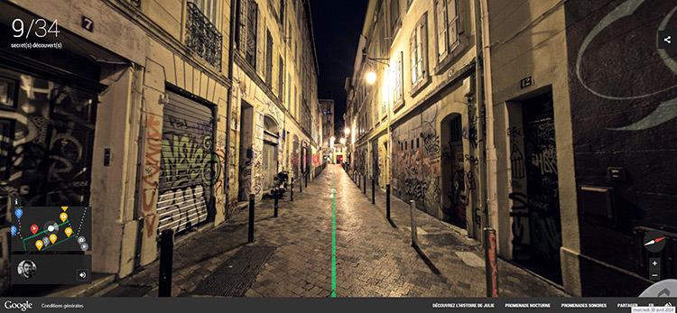 Promenade-nocturne-de-Marseille-Julie-de-Muer-Google-11