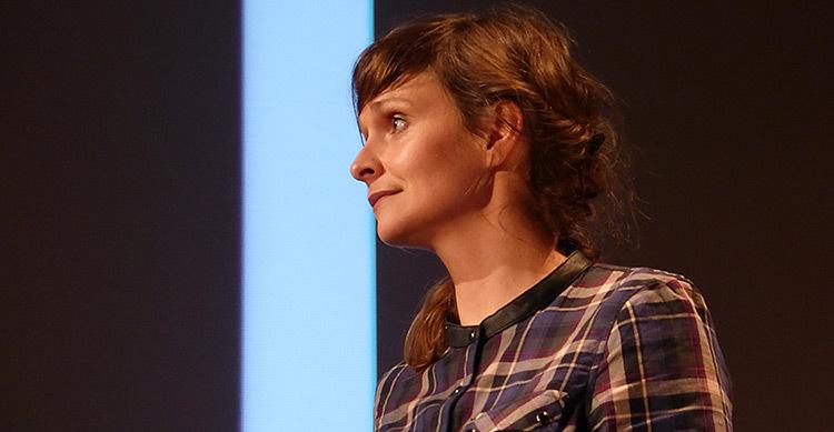 Concepteur lumière Virginie Nicolas - Prix spécial du jury 2014 - Photo Vincent Laganier