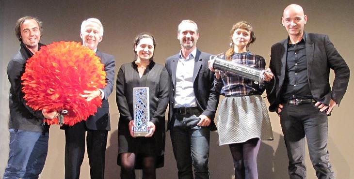 Prix-ACEtylene-2014---laureats-partenaires-trophées--photo-Marc-Dumas