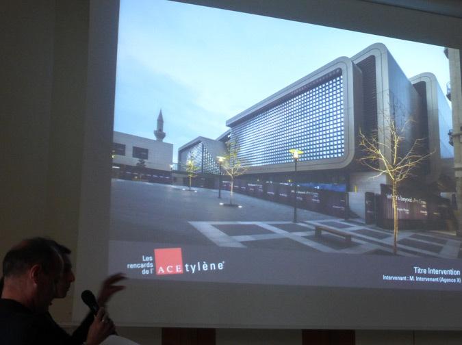 Souk Entertainment Center, Beyrouth, Liban, Isabelle Rolland et Christophe Hascoët, Caï Light, photo : Vincent Laganier