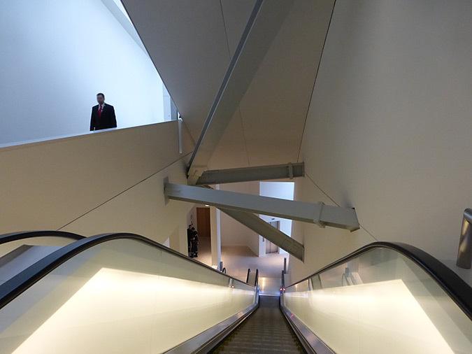 Fondation Louis Vuitton, Paris, France - Architecte : Frank Gehry - Photo : Vincent Laganier